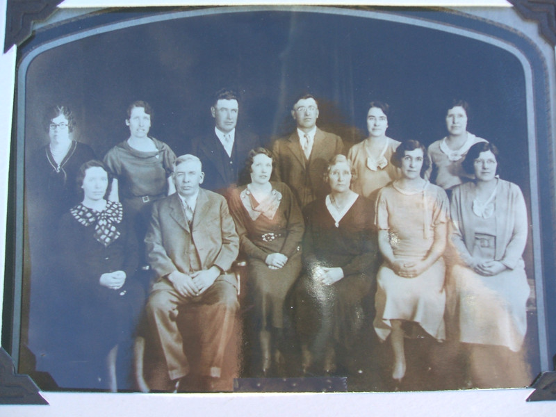Laidley Family Photo 1934