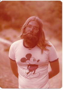 Me somewhere about 1976
