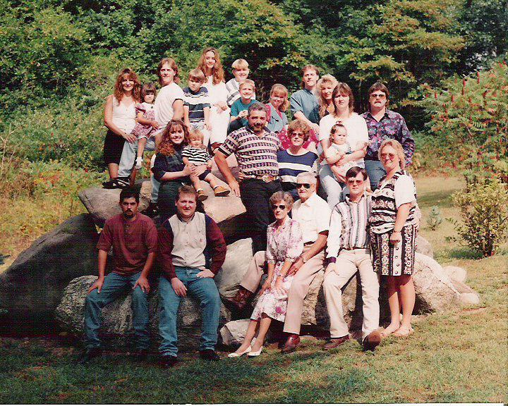 The Wilson Clan. 1996.