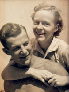 Howard Sale (1911-1988) and Barbara Myles (1913-2007)