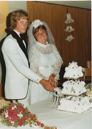 Don & Sally wedding