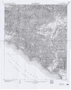 Ventura TOPO map surveyed 1901-1902.