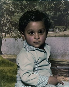 Old childhood photos