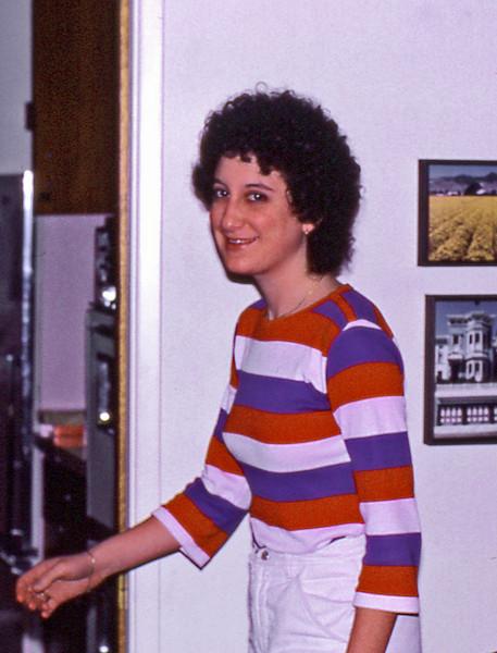 1982, February, 1025 Forest Avenue, Palo Alto. Aliza Knox.