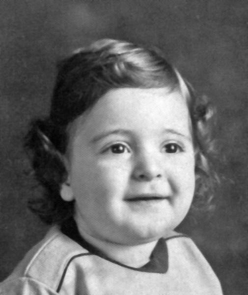 1935, Naphtali Knox at age 2, St. Paul, Minnesota.