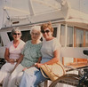Evie, Gram J and Carol, Point Judith or Newport trip?