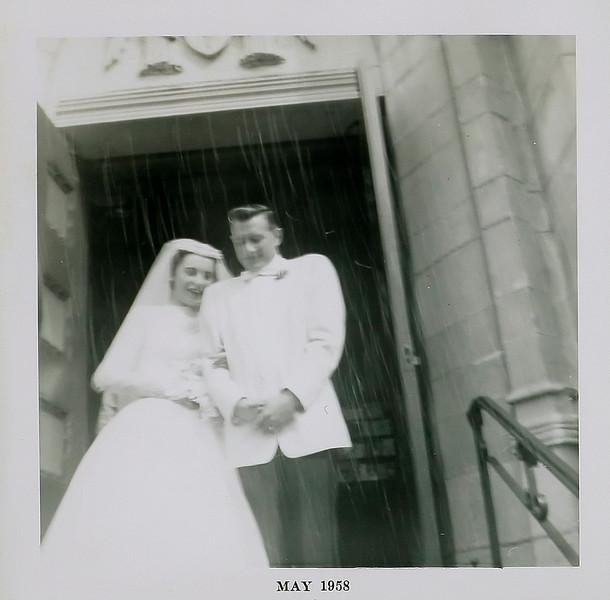 ron carol wedding 1