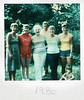 Carol, Ann, Gram J, John, Evie and Betty, 1980.