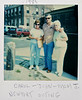 Carol, John and Gram J in Newport, 1988.