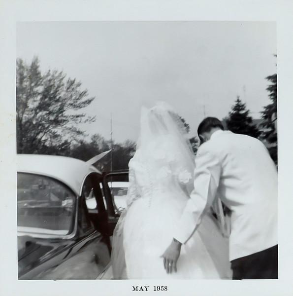 ron carol wedding 2