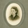 Apparently Pauline Strauss Meyer, wife of Bernard Meyer, as a young woman.