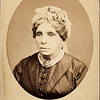 Sophia Sternfels Goodkind, wife of Isaac Goodkind.  She was born in Stein, Germany on July 23, 1800 and died in the U.S. in 1895.