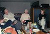 Grandpa & Grandma Haskell with Nicole, Christmas 2000