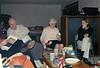 Grandpa & Grandma Haskell with Nicole, Christmas 2000