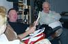 Craig & Grandpa H, Christmas 2000
