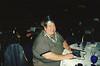 Dad, rocking in 2001 at the Fiesta Bowl in Arizona!