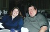 Dad & I, New Years Eve, 2000 at the Fiesta Bowl in AZ.