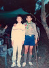 Benz visiting cousin from picture 1 in Kinmen.  Cousin was also a boy scout.  Circa 1983/4.