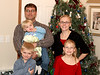 DECEMBER 2007 <br /> Larson Family (by Bill)