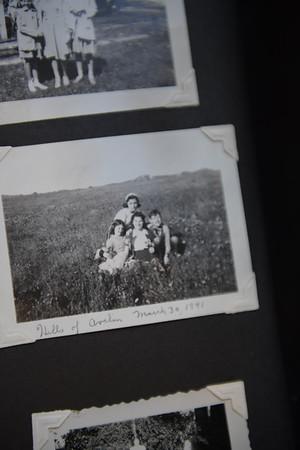 Hills of Anahiem March 30,1941Liz, Pat,Gerry,Jimmy