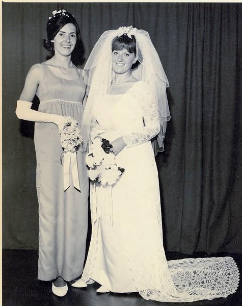 Mum and Aunty Wendy