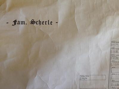 Olde Scherle Family Tree