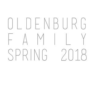 Oldenburg Family Spring 2018