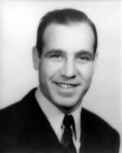 Glen Garrett ca 1948 age 30 Father