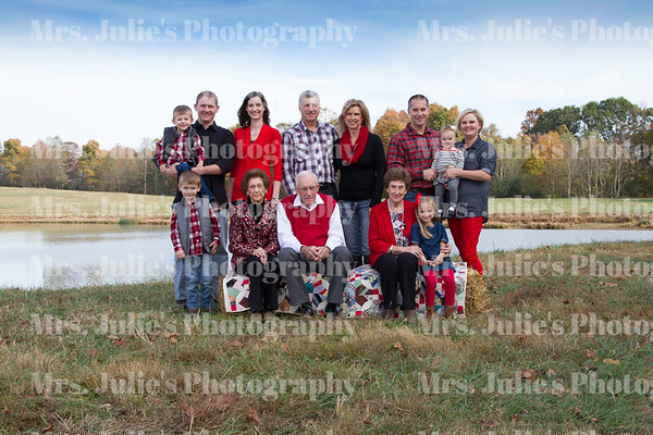 Oldham Family 2016