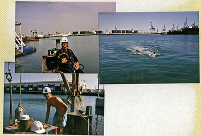 college of oceaneering commercial diver school commercial diver