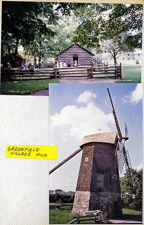 Greenfield village Michigan