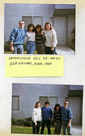 Bakersfield 1988,1989