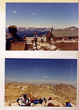 Mount Whitney 1986
