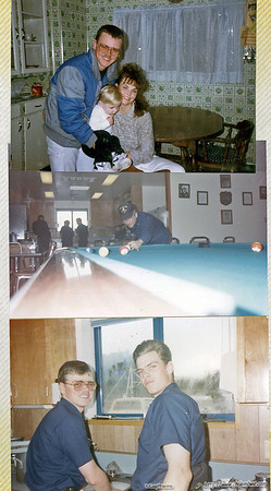 Noyo River USCG, Fort Bragg, Ca. 1988