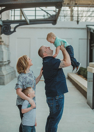 Oliphant Family 2018