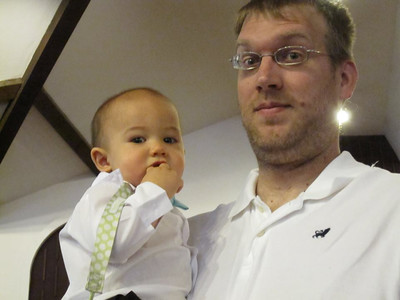 2015-07-19 Ollie Baptism