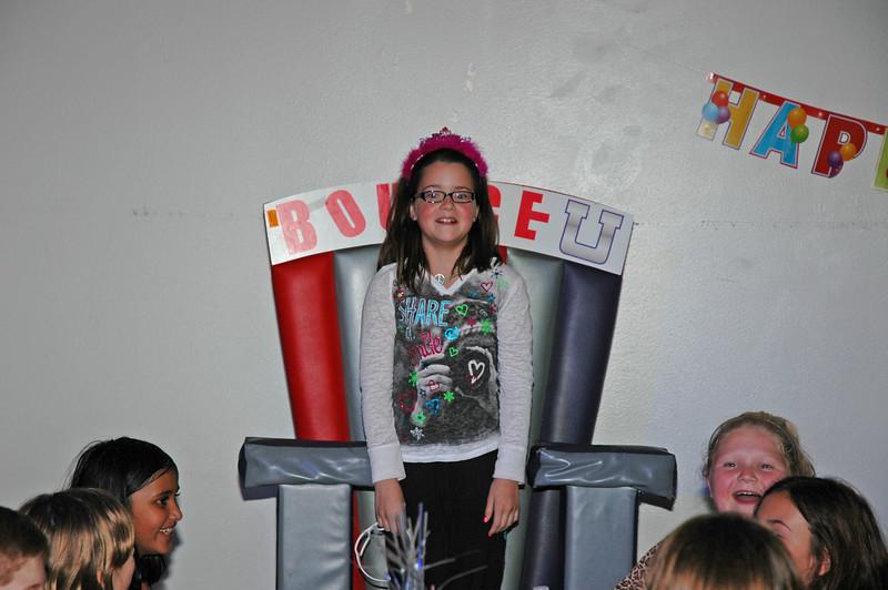Audrey's 10th Birthday