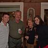 Aaron, his dad, Nila and Allyssa