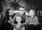 Olsen Family 66bw