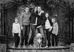 Olsen Family 56bw