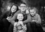Olsen Family 64bw