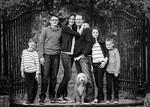 Olsen Family 55bw