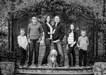 Olsen Family 53bw