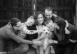 Olsen Family 49bw