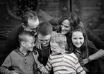 Olsen Family 75bw