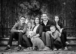 Olsen Family 58bw
