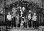 Olsen Family 54bw
