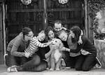Olsen Family 48bw