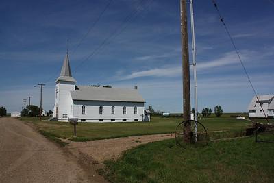 Homestead church