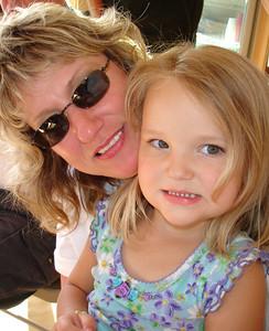 Cindy and Kira